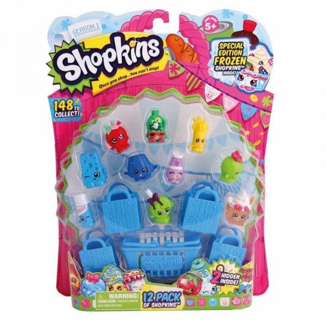 фото Игрушечный набор Shopkins (Шопкинс) 12 предметов