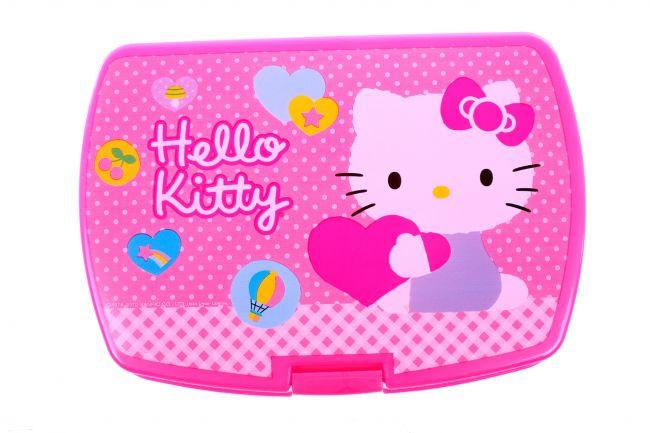 фото Контейнер для бутербродов. Hello Kitty