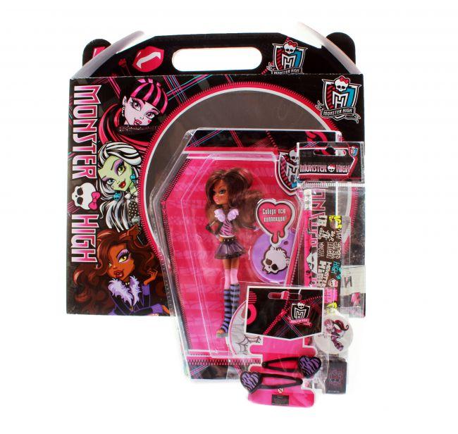 фото Monster High. Подарочный набор с куклой