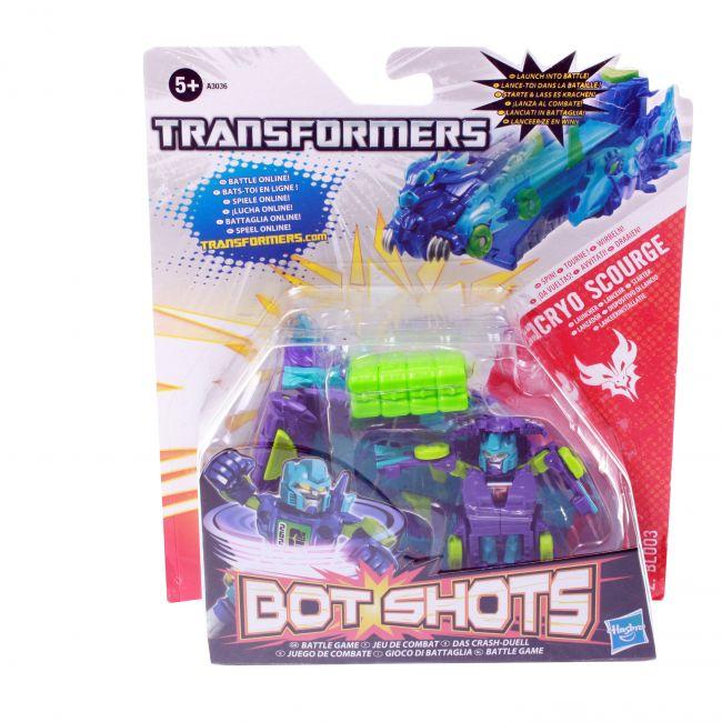 фото Transformers. Бот Шоты с запускающими устройствами (A2581H)