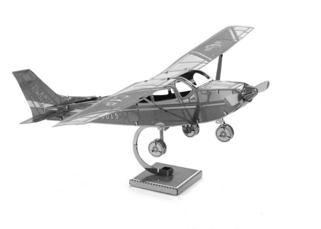 фото Сборная металлическая модель METALWORKS MMS045 Самолет