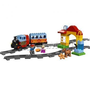 фото Конструктор LEGO Duplo Мой Первый Поезд