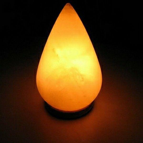 «КАПЛЯ»  Солевая лампа SLL-12031-Д Wonder Life