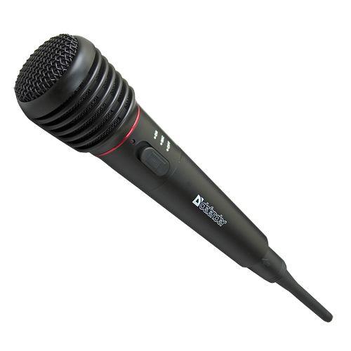 Микрофон Defender MIC-142, беспроводной, пластик