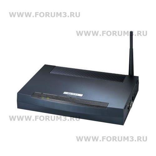 ZyXEL Prestige P-2608HW EE, ADSL2+, Wi-Fi 802.11g, адаптер IP-телефонии (8 FXS, 1 Lifeline)