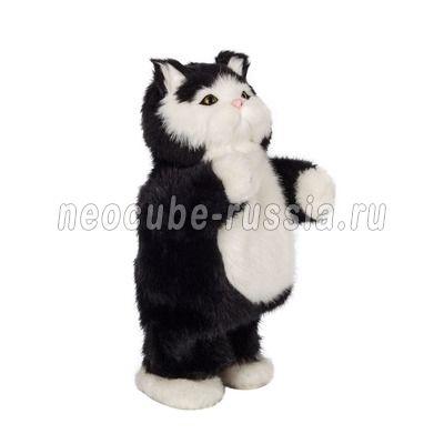 """Интерактивная игрушка """"Черный кот """"Том"""""""