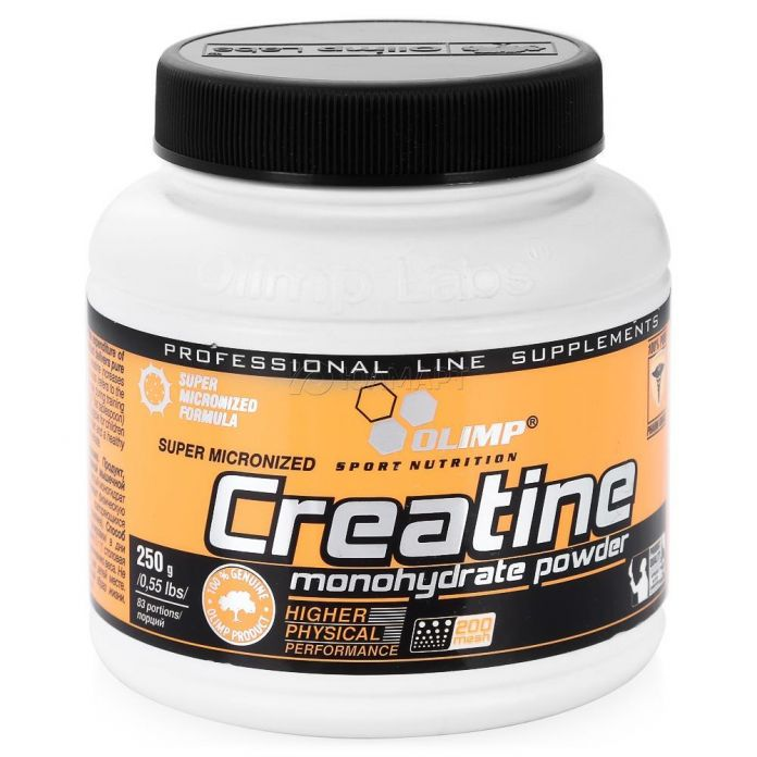Креатин Olimp Creatine Monohydrate 250 г