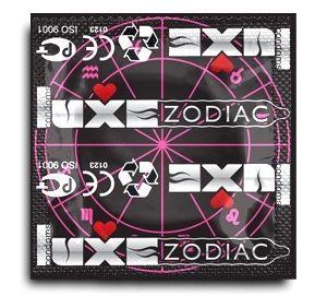 Презервативы LUXE Zodiac  Близнецы  - 3 шт.
