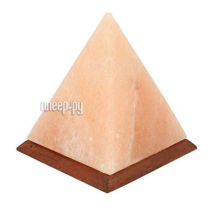 «Пирамида» Солевая лампа (Малая около 2 - 2,5 кг) SLL-12025-Д-М Wonder Life