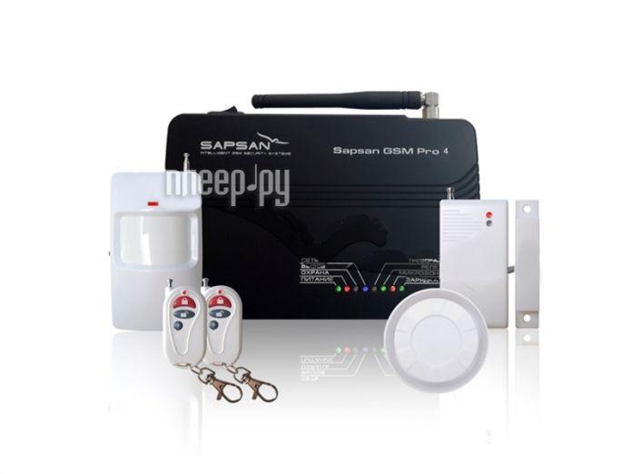 GSM сигнализация Sapsan GSM PRO 4 Эконом 00002601