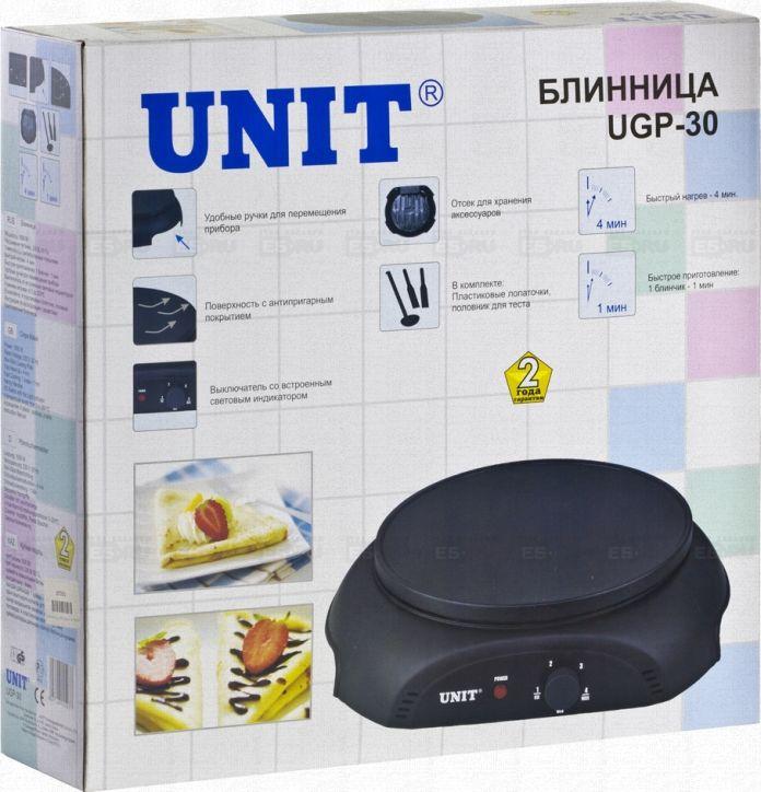 Блинница UNIT UGP-30