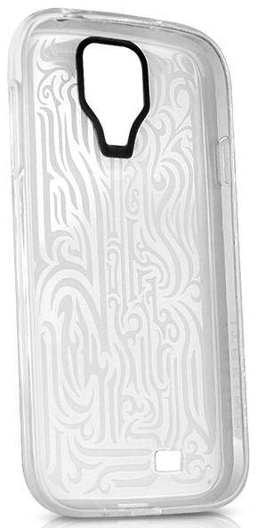 Накладка силиконовая Itskins Phantom для Samsung Galaxy S4. America
