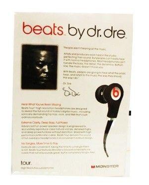 OP-012 Динамические наушники Monster Beats by Dr. Dre Tour
