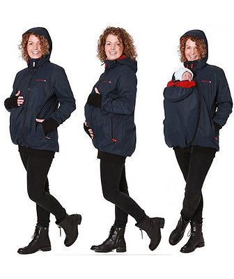 Куртка Кенгуру Зима Верхняя Одежда Для Беременных Пальто для Беременных Женщин Кенгуру Куртки