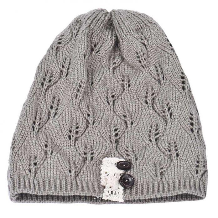 Женщины Дизайнер Шапки Твист Pattern Девушка Зимняя Шапка Вязаный Свитер мода Beanie Шляпы Для Женщин 4 цветов Выдалбливают Вязание шляпа