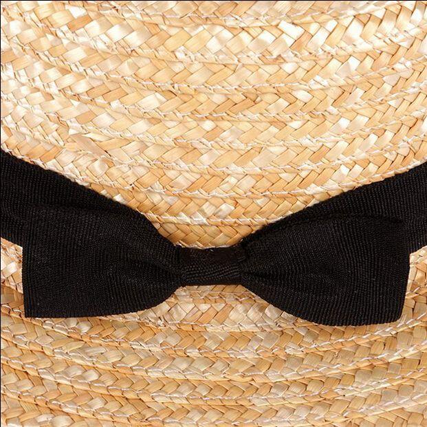Весна лето мода плоским летние шляпы для женщин и детей Контракт козырек от солнца шляпа туризм шляпа шляпе канотье