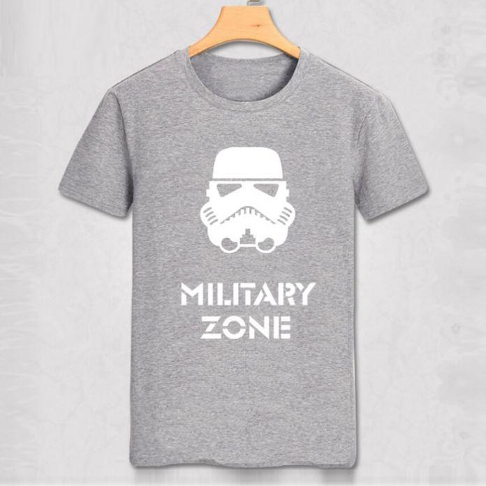 Присоединяйтесь империя мода звездных войн мужчины футболки с коротким рукавом йода / дарт вейдер мужчина футболки прохладный штурмовик футболку