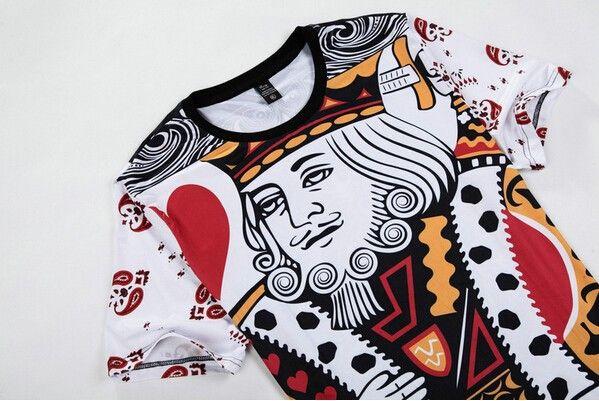 Raisevern 2016 новое лето 3D футболка игральные карты Король печати 3d футболки мужчин/женщин harajuku футболку одежды camisa топы