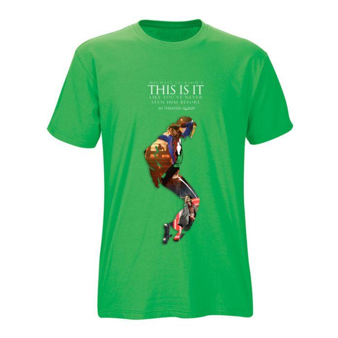 2016 Модный Бренд Одежды Майкл Джексон Отпечатано Футболки Мужчин С Коротким Рукавом Случайные Рок Хип-Хоп Футболка Homme Фитнес Camisetas