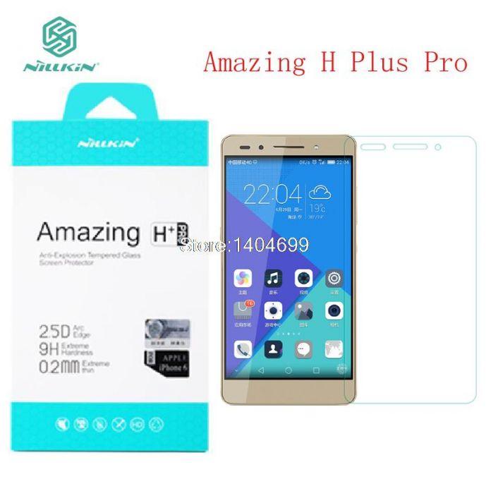 Huawei Honor 7 Протектор Экрана Nillkin Удивительный H & H + Pro Закаленное Стекло Для Huawei Honor 7