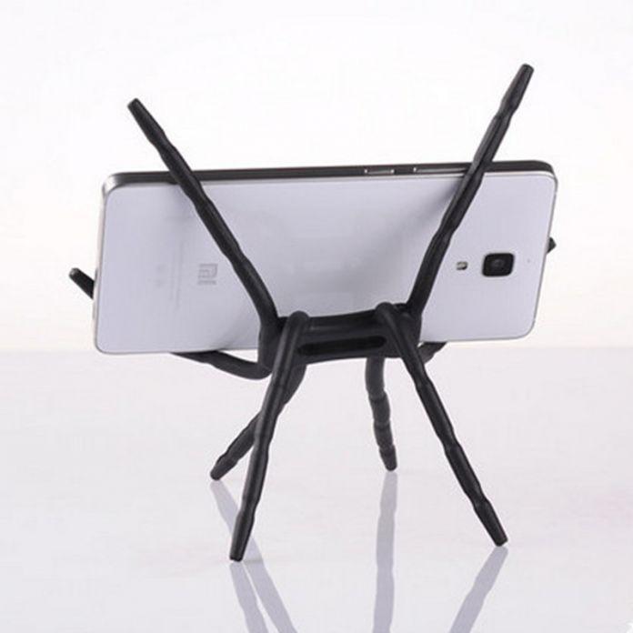 Универсальный гибкий паук держатель телефона для samsung soporte movil стенд поддержка для iphone автомобиль стент мобильный сотовый телефон держатель комплект