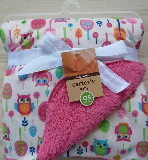 Детское Одеяло Super Soft Постельное Белье Завод Продаж детские пеленальный постельных принадлежностей cobertor 76*102 СМ atrq0001