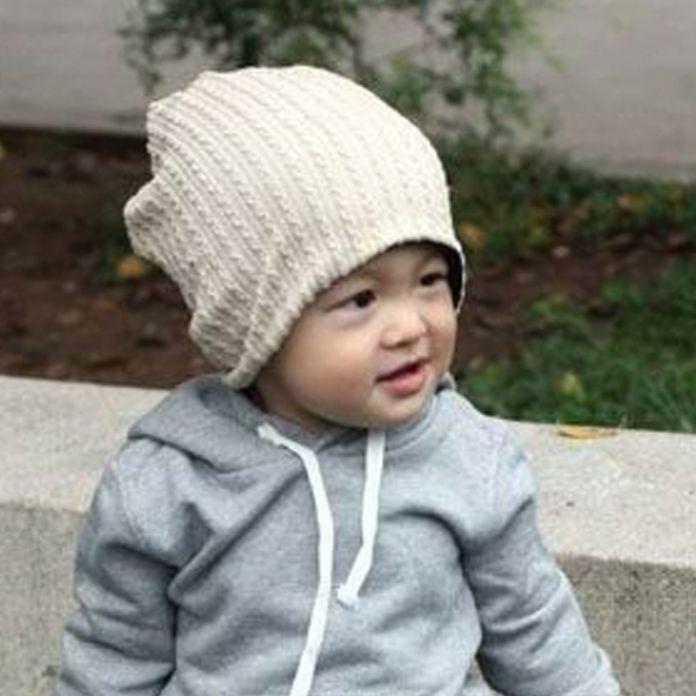 1 шт. Младенческой малыша крышки Нить ребенка шапка Детей шляпы Дети детские шапочки шляпа Родитель-ребенок крышка H283
