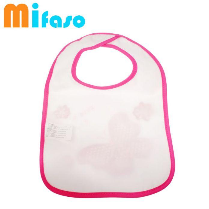 Детские нагрудник Младенец полотенца слюны Младенца Водонепроницаемый нагрудник твердой нагрудник с вышивать Детское питание одежда 8 модели для выбирают
