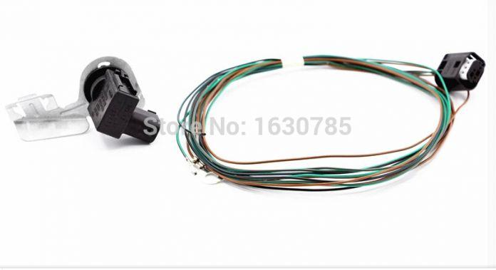 Oem автоматический внутренней циркуляции климат качества воздуха датчик + ремни + кронштейн для VW Golf MK6 Jetta MK5 Passat B6 1K0 907 659