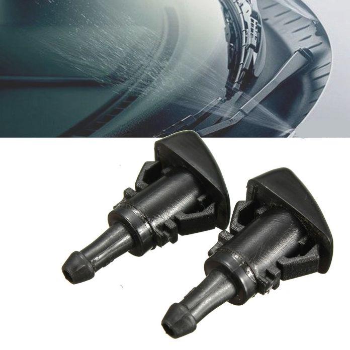 2015 новый 2x лобовое стекло воды распылитель шайба насадка для Chrysler 300 для Dodge зарядное устройство магнум