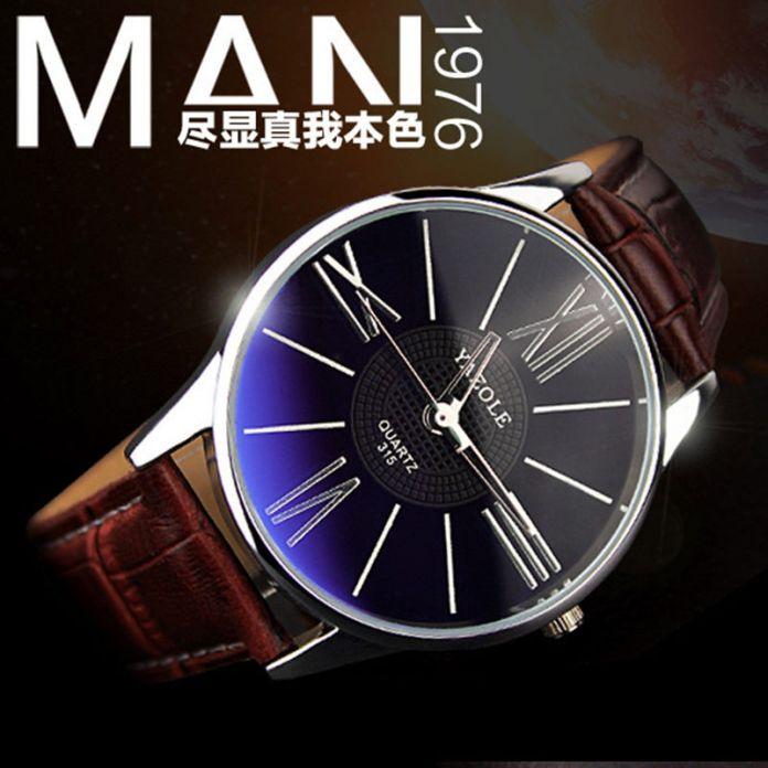 YAZOLE Кварцевые Часы Мужчины Лучший Бренд Класса Люкс Известный 2016 Наручные Часы Мужской Часы Наручные Часы Бизнес Кварцевые часы Relogio Masculino