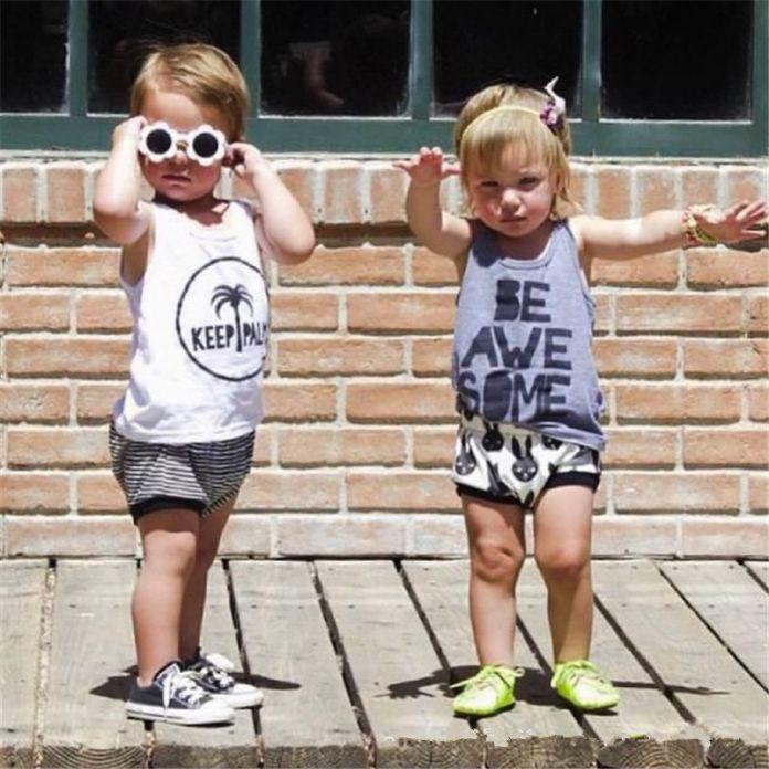 Детские п . п . горячие новорожденный летом детской одежды мультфильм малышей шорты дети одежда