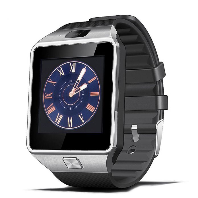 BANGWEI Смарт Часы Часы С Сим Слот Для Карт Нажмите Сообщение Подключение Bluetooth Android Телефон Лучше, Чем Smartwatch DZ09