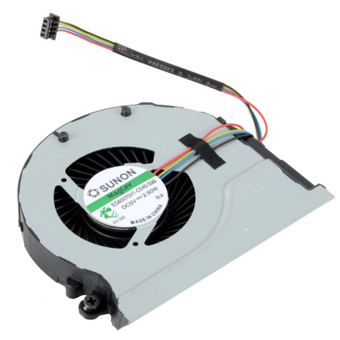 Замена Охлаждение Охлаждение CPU Кулер Вентилятор, Пригодный Для Lenovo Z480/Z485/Z580/Z585 F1940 P18 0.25