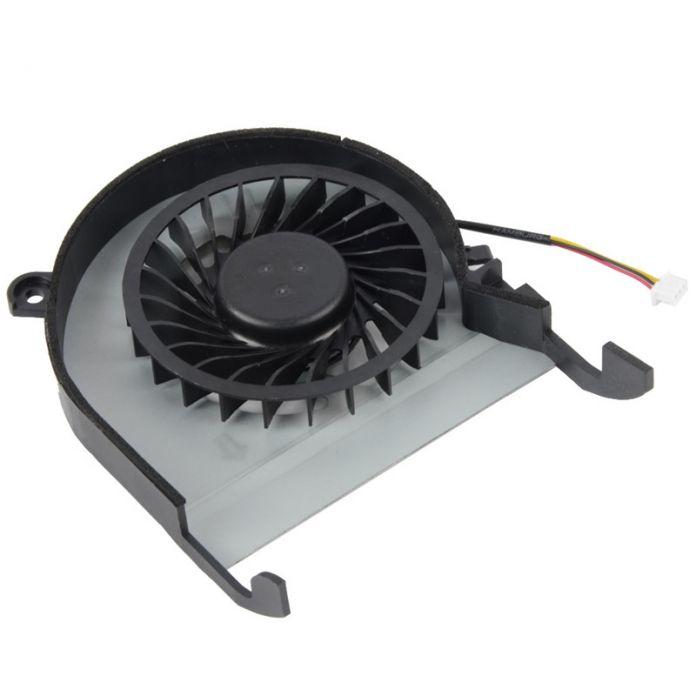 Ноутбуки Вентилятор Замена Охлаждение Охлаждение CPU Кулер Вентилятор Компьютерные Аксессуары Для TOSHIBA L800/L800-C05B/C800/C805/M840 F1938 P72