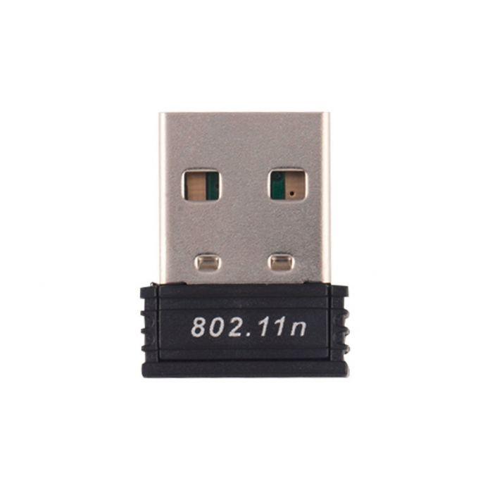 1 шт. Мини USB Wi-Fi Адаптер N 802.11 b/g/n Wi-Fi Dongle с Высоким Коэффициентом Усиления 150 Мбит беспроводной антенна wi-fi для компьютера Телефон