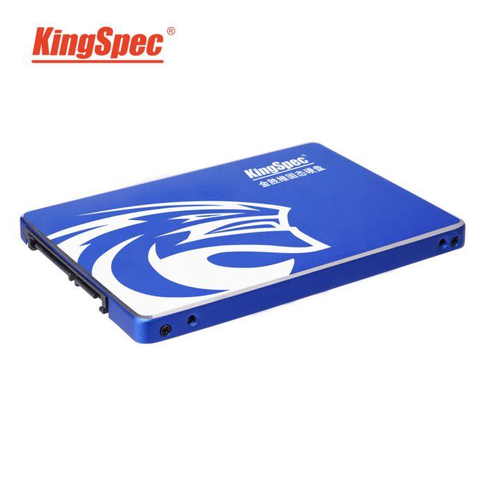 """2016 Самые Популярные KingSpec SSD 64 ГБ SSD Жесткий Диск Для Компьютера 7 мм 2.5 """"внутренние Твердотельные Диски Диски 60 Г Т-64"""
