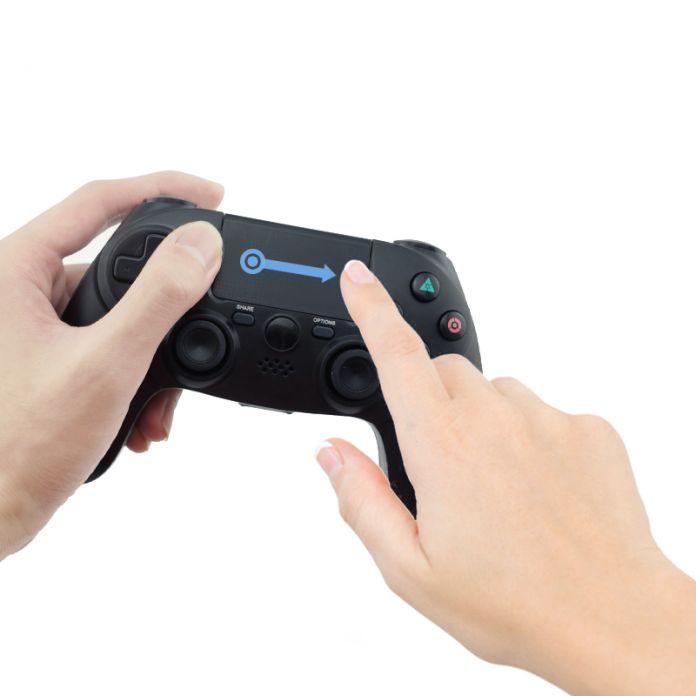 Для Playstation 4 Беспроводной Bluetooth Геймпад Двойной Вибрации 6 Ответствующее Беспроводной Контроллер для PS4 Джойстики Bluetooth Игровые Манипуляторы