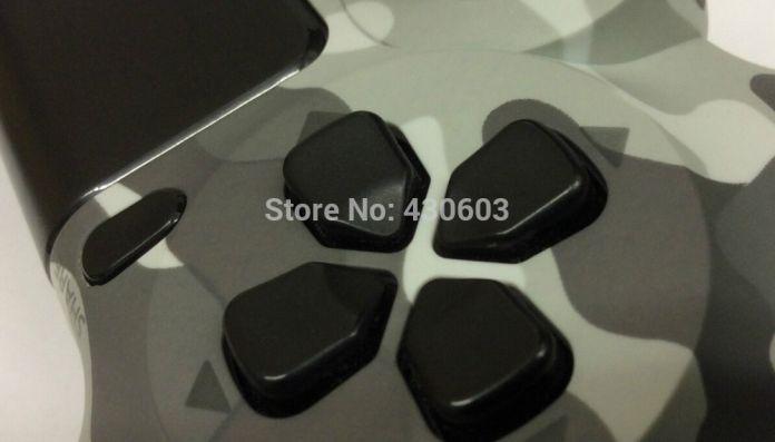Оригинальный новый OEM для PS4 камуфляж замена чехол оболочки для PlayStation 4 PS4 контроллер камо замена корпуса