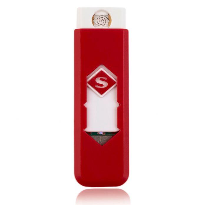 Красочные USB Электронная Аккумуляторная Батарея Непламено Сигары Сигареты Без пламени/бездымного Электронная Зажигалка