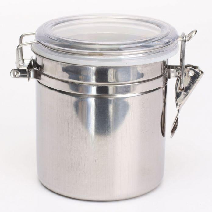 Кухня Контейнер Коробки 4 Размер Металлический Для Хранения Пищевых Бутылки Сахар Чай Кофе В Зернах Канистры закуски Банки Инструменты
