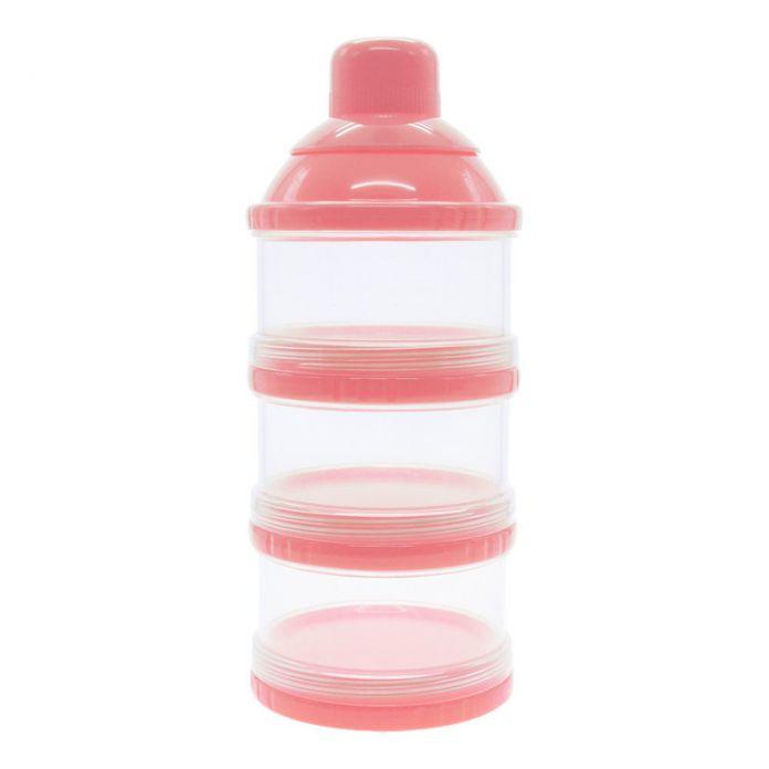 Новый Портативный 3 Слоя Детские Детское Питание Бутылка Сухого молока Box Диспенсер Контейнер