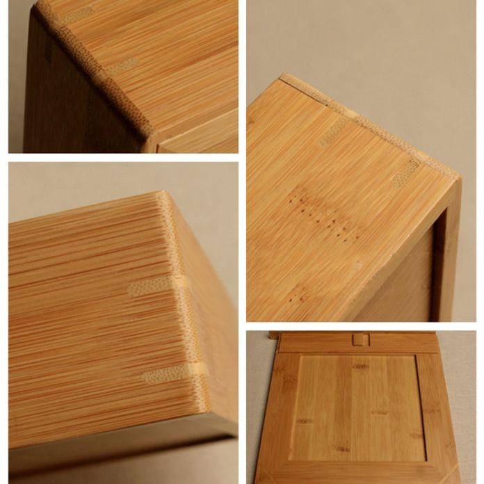 Качество Пуэр чай коробка подарочная упаковка Ручной Работы пу эр чай набор здравоохранения бамбуковый поднос деревянные ящики для хранения оптовая