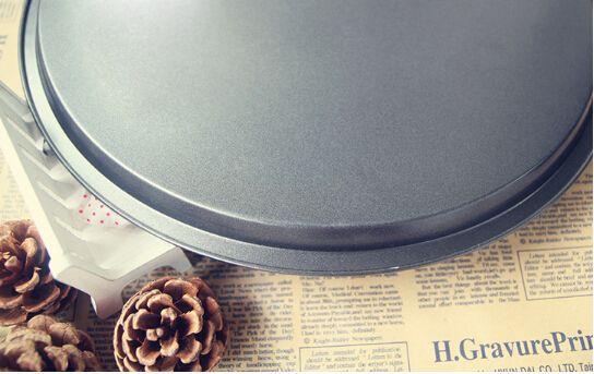 1 ШТ. 2016 13 дюймов Thicking тарелка Для Пиццы выпечки инструменты пиццы главная выпечки печь микроволновая печь использовать Антипригарным пицца пан Блюдо J0503
