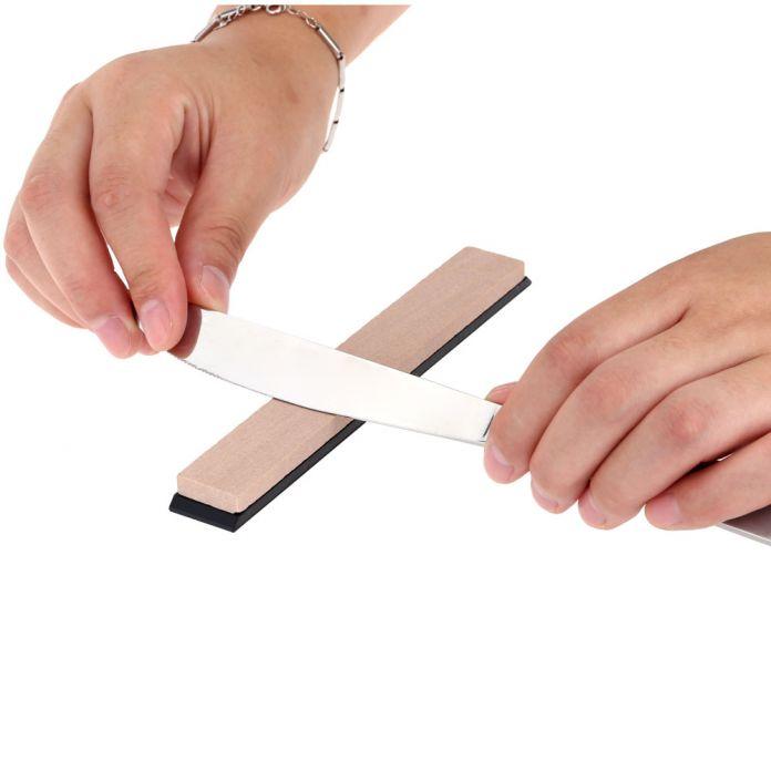 Anself 5000 Грит Точило заточки ножей Заточка Ножей Камень Точильный Камень для Кухонных Ножей 150*20*5 мм Кухня аксессуары