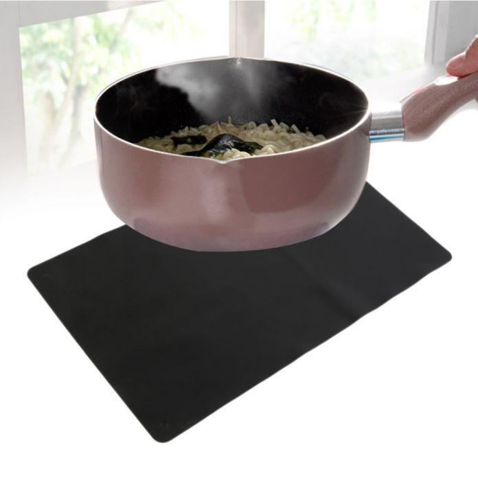 2016 новый высокое качество силиконовые коврики выпечки лайнер лучший силиконовые печь коврик теплоизоляция площадку для выпечки ребенок стол мат