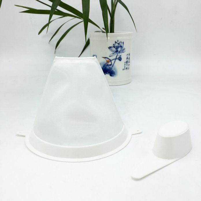 Многоразовые кофе фильтр корзины комбинированный Набор/кофе ложка и фильтр кофе машина фильтрации инструменты
