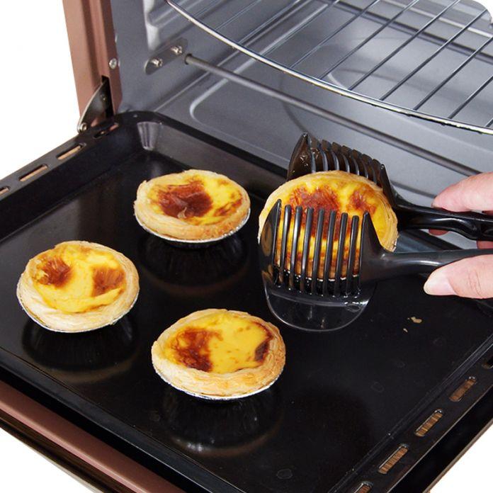 Универсальный Идеальный Срез Кухня Вспомогательный Ручной Лимон Делителя Томатный Оранжевый Slicer Измельчитель Питания Клип Фрукты Растительные Инструменты