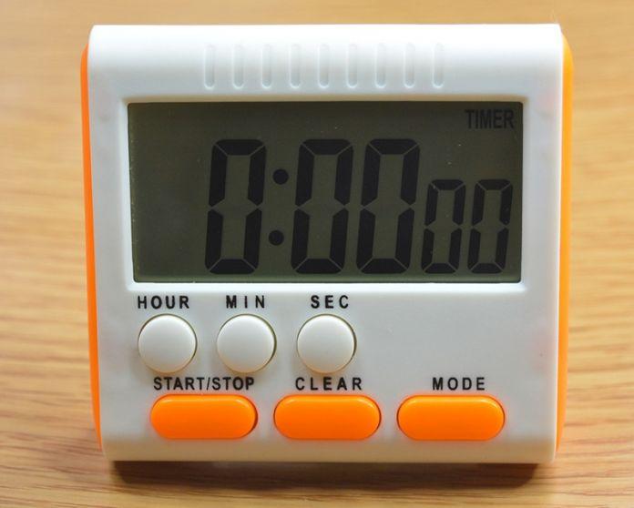 Магнитные Большой ЖК-Цифровой Кухонный Таймер Сигнализации Графа Up Down Часы 24 Часов