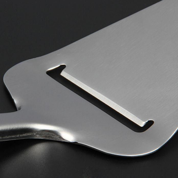 Многофункциональный Нержавеющей Стали Ручка Фондю Шоколад Сыр Slicer Резак Лопатой Кухонные Принадлежности